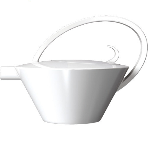 Ancap, MILANO CENTRALE AP-29920, Чайник фарфоровый заварочный, 350 мл
